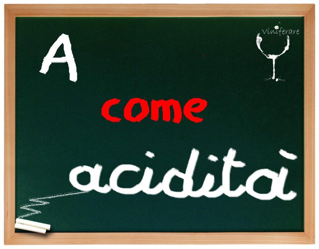 acido tartarico nel vino